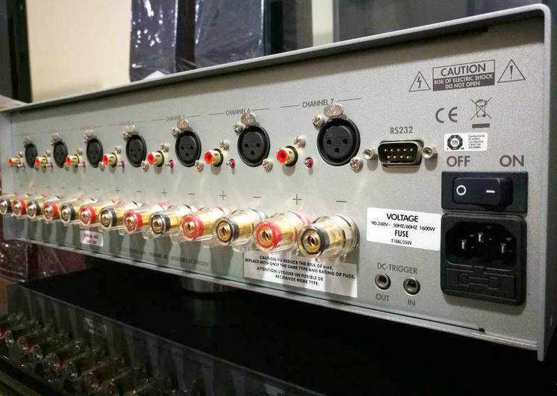 Primare A30.7 Seven Channel Power Amplifier, Sweden (Display Set) Primar30