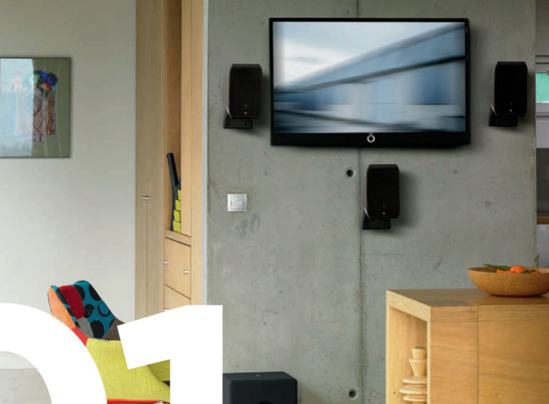 Focal - JM Lab SIB Speakers, 5pcs Sib310