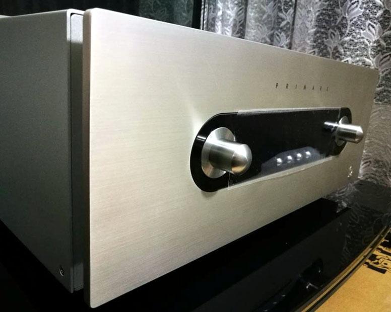 Primare SP32 Audiophile AV Pre-Processor, Pre-Amp w HD Audio Upgrade, Sweden (Display Set) Sp32b10
