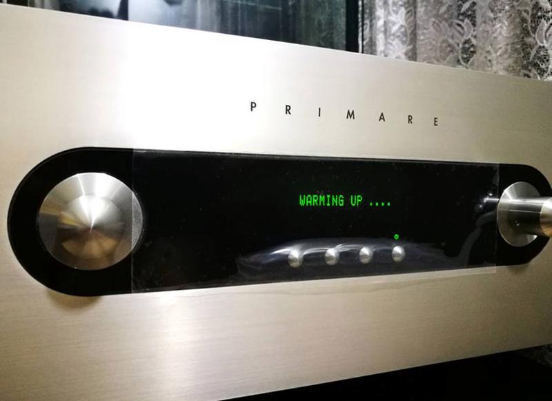 Primare SP32 Audiophile AV Pre-Processor, Pre-Amp w HD Audio Upgrade, Sweden (Display Set) Sp32c10