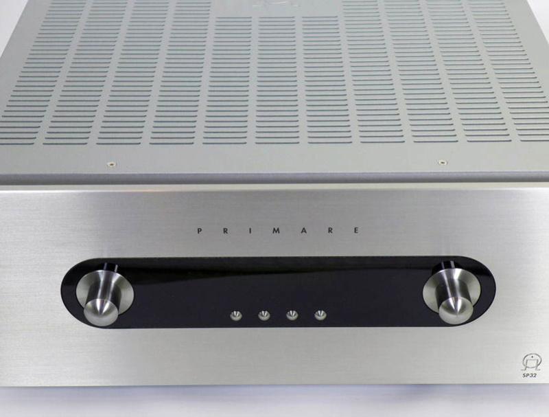 Primare SP32 Audiophile AV Pre-Processor, Pre-Amp w HD Audio Upgrade, Sweden (Display Set) Sp32i10