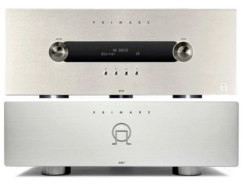 Primare SP32 Audiophile AV Pre-Processor, Pre-Amp w HD Audio Upgrade, Sweden (Display Set) Sp32j10