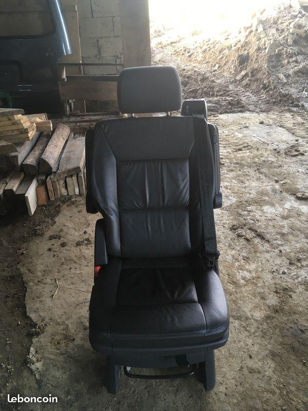 siège intermédiaire cuir MULTIVAN 111