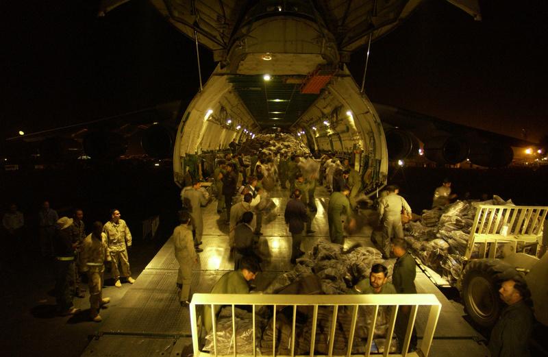 Présentation du transport lourd LED-Smoky An-22510