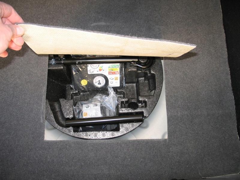 Rangement des câbles : Fabrication d'un double fond de coffre - Page 4 Img_5823