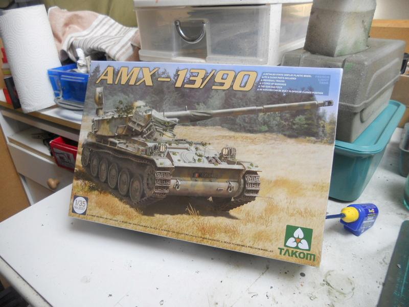 AMX 13/90 Dscn1883