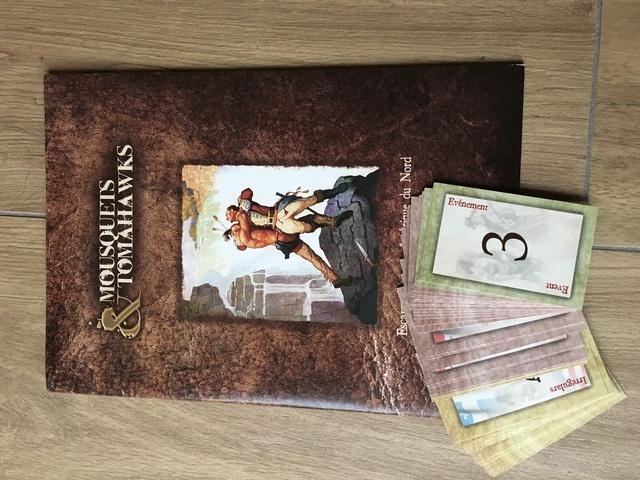 Vente - M&T livre de règles et cartes B7492f10
