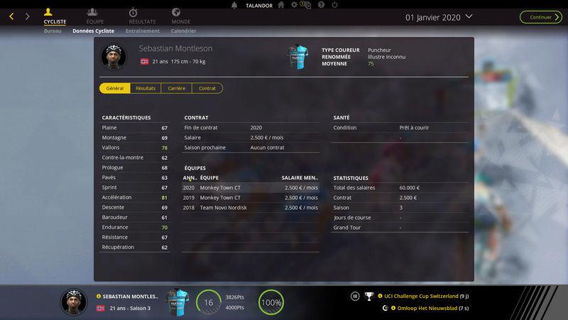 Mode Pro Cyclist Pcm02910