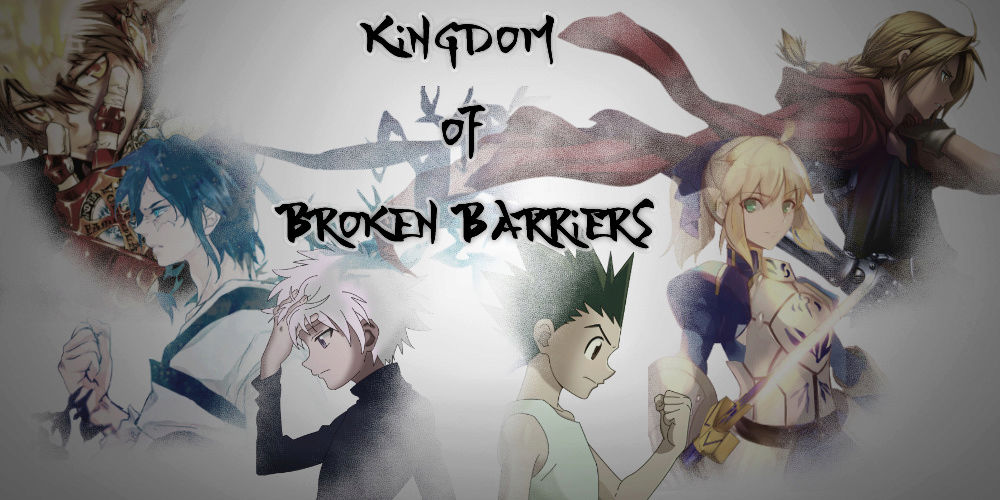 Kingdom of Broken Barriers