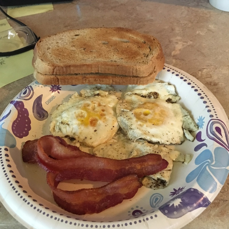 May, 2018 ~ Breakfast, Lunch or Brunch. Img_0910