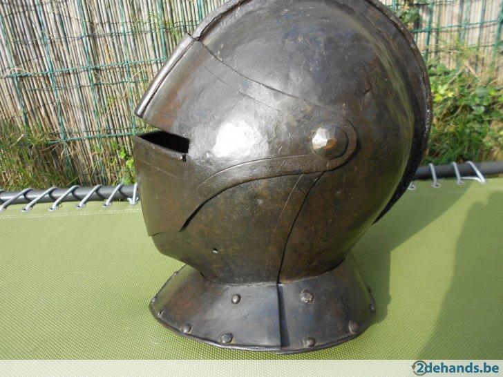 Indentification armet du XVI ème siècle 03d4da14