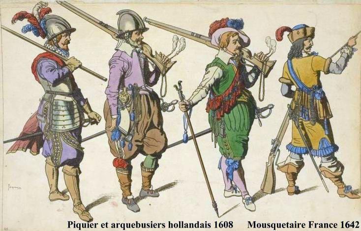 Plastron de piquier 16/17 ème 1608-111