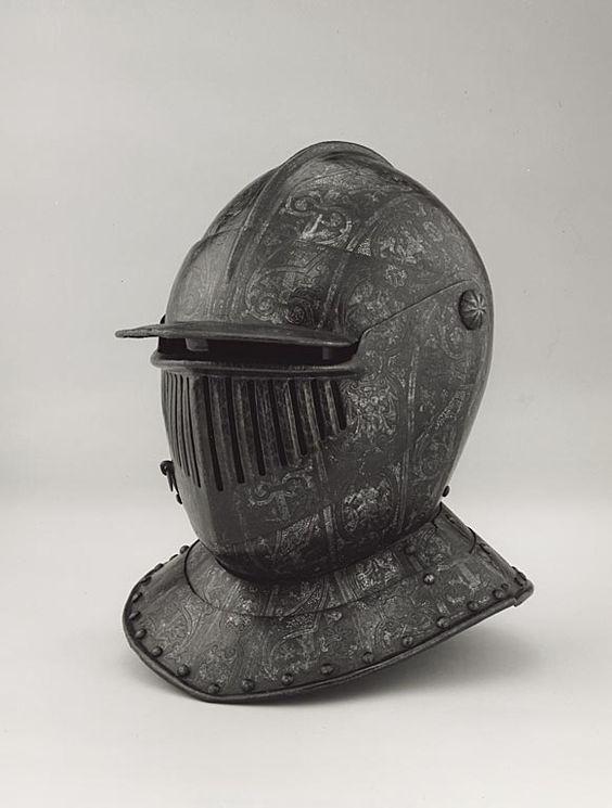 Indentification armet du XVI ème siècle 48257010