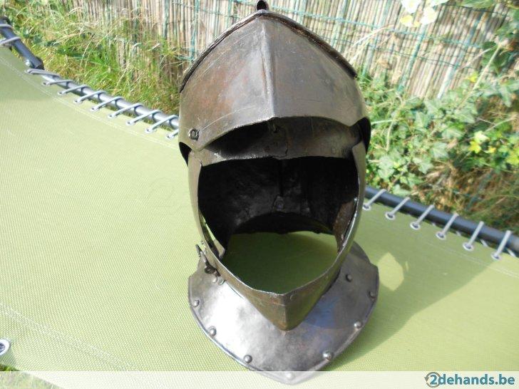 Indentification armet du XVI ème siècle 49d38714