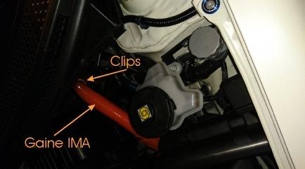 Vibrations au niveau moteur qui se transmet dans l'habitacle. Vibrat10