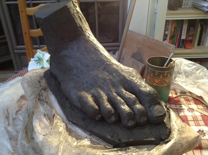 un pied  Img_4016