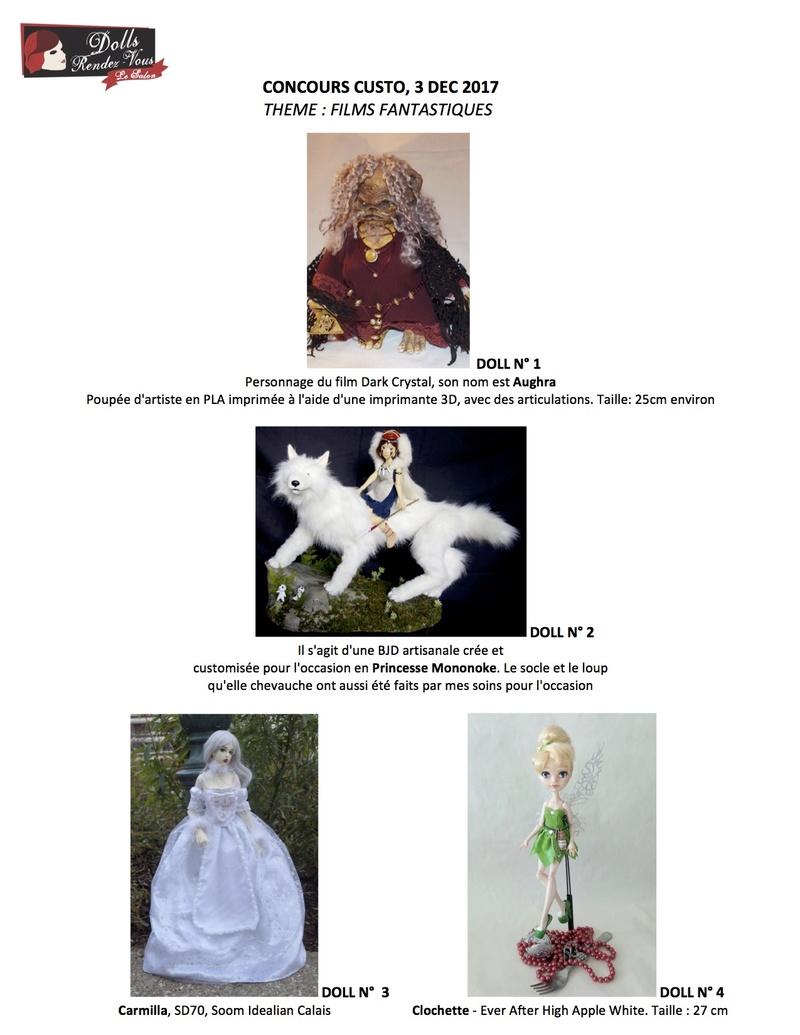 Dolls Rendez-Vous PARIS  - 03/12/2017 - Liste des stands p.4 - Page 8 Photos11