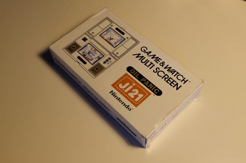 [EST] Game and Watch - oil - DK Dscf6515