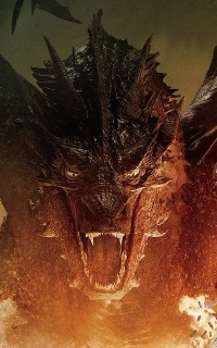 Here be dragons, there is no winter Smaugd10