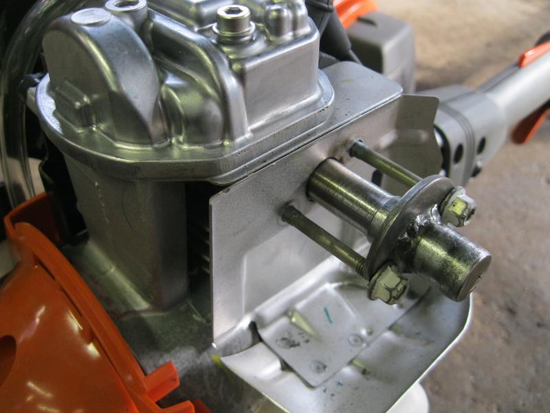 Husqvarna 324L String trimmer mods Img_6613
