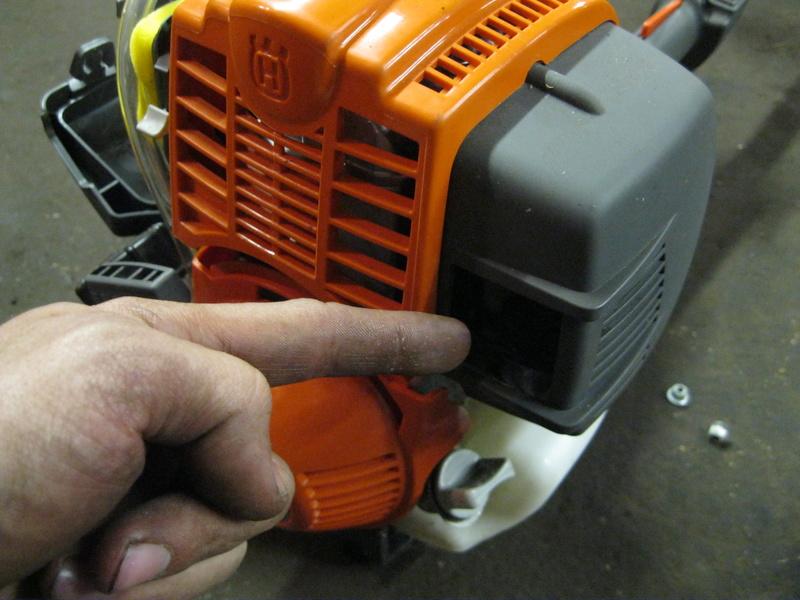 Husqvarna 324L String trimmer mods Img_6615