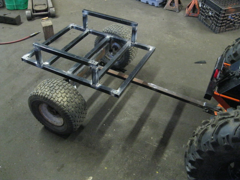Off Road Trailer, Designing one that's usable Img_6678