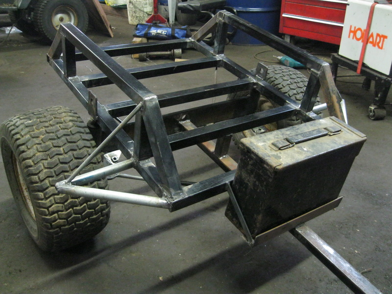 Off Road Trailer, Designing one that's usable - Page 2 Img_6690