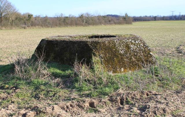 """La station radar de la """" plaine """". Img_9713"""