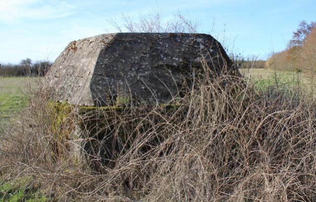 """La station radar de la """" plaine """". Img_9723"""