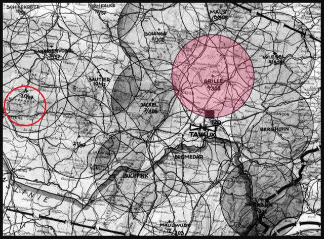 """La station radar de la """" plaine """". Statio10"""