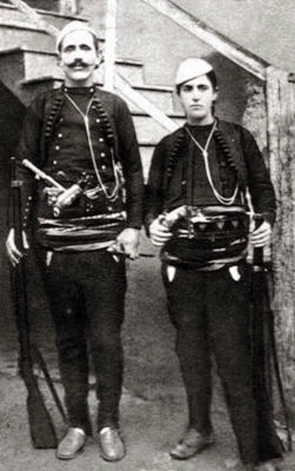 """Mauser """"Kachak"""" ? (Azem et Shota Galica) 26167710"""