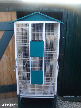 Bricoler deux cages 943b0e10