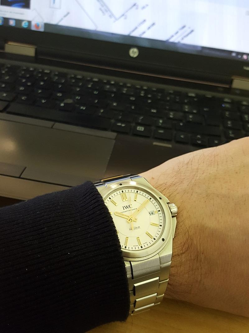 FEU de vos montres sur votre lieu de travail ! - tome 2 - Page 2 20180317