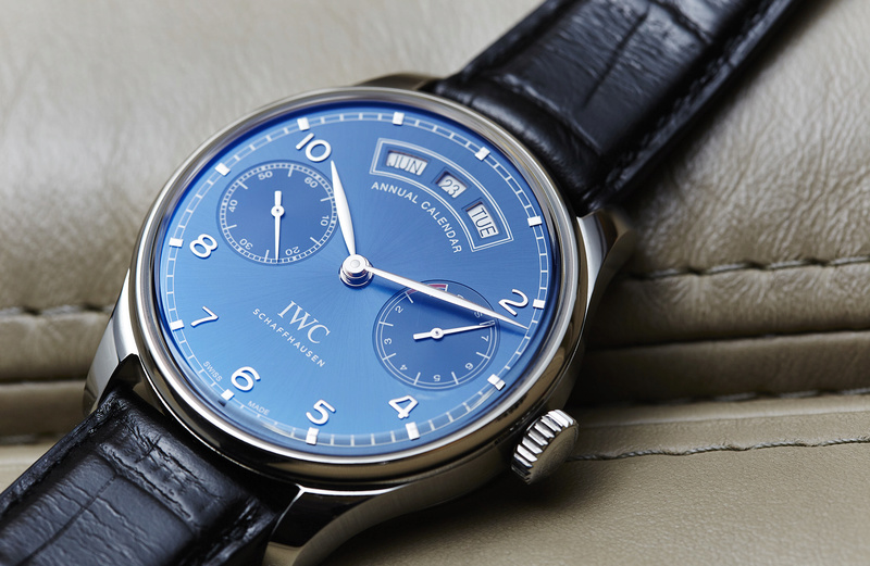 jaeger lecoultre ou Omega  - Page 2 Iwc-po10