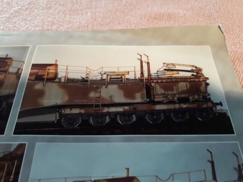 Fertig - Eisenbahngeschütz 'LEOPOLD'  K5(E) gebaut von Holzkopf - Seite 2 20180230