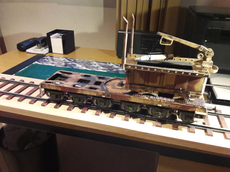 Fertig - Eisenbahngeschütz 'LEOPOLD'  K5(E) gebaut von Holzkopf - Seite 3 20180250