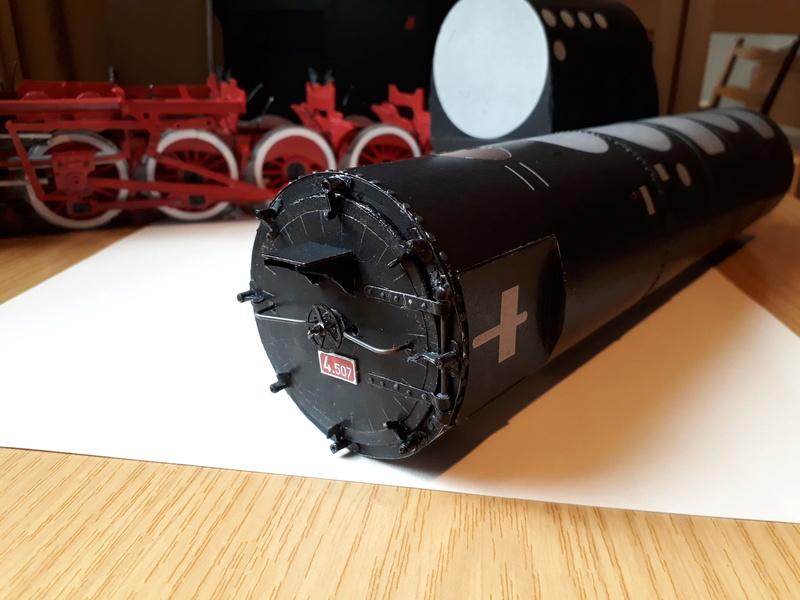 "Fertig - Lokomotive ""BULGAR' -Modelik- geb. von Holzkopf - Seite 3 20180498"