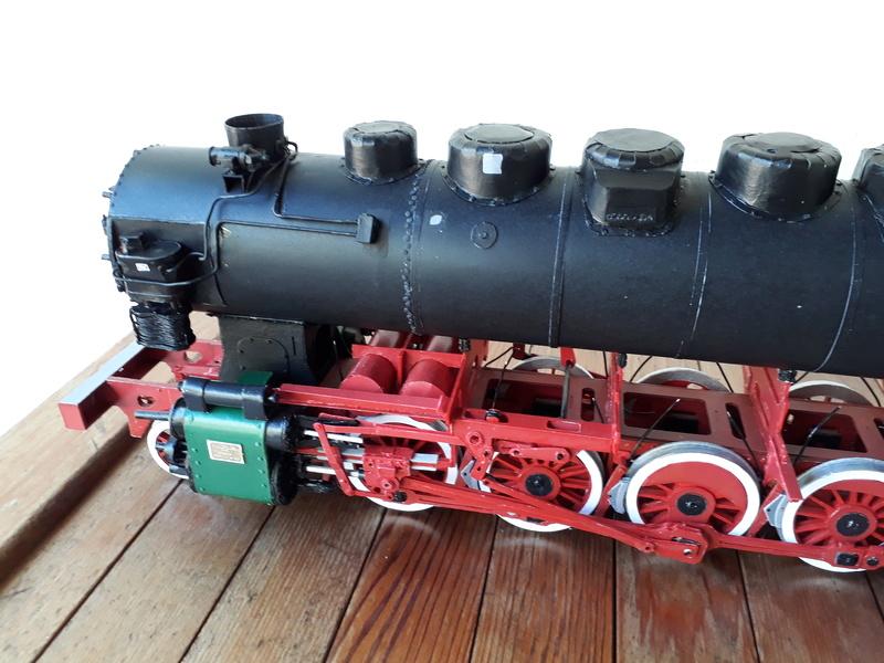 "Fertig - Lokomotive ""BULGAR' -Modelik- geb. von Holzkopf - Seite 3 20180518"