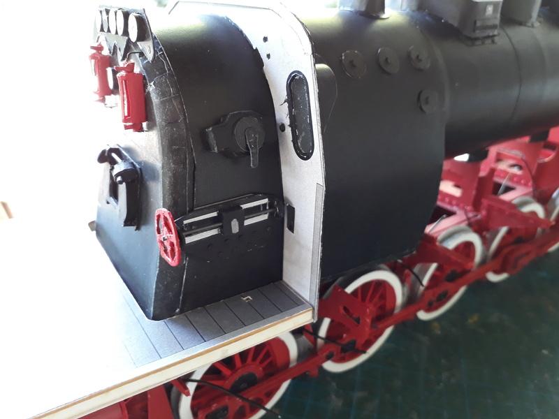 "Fertig - Lokomotive ""BULGAR' -Modelik- geb. von Holzkopf - Seite 3 20180519"
