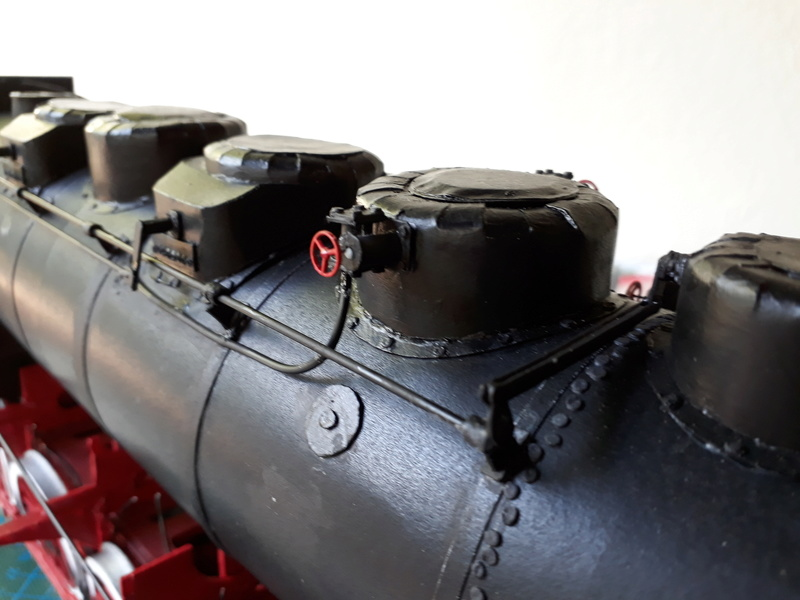 "Fertig - Lokomotive ""BULGAR' -Modelik- geb. von Holzkopf - Seite 3 20180529"