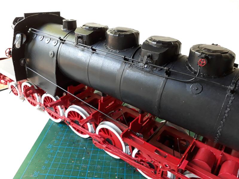 "Fertig - Lokomotive ""BULGAR' -Modelik- geb. von Holzkopf - Seite 3 20180531"