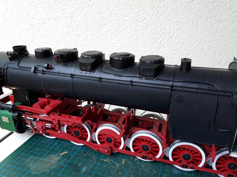 "Fertig - Lokomotive ""BULGAR' -Modelik- geb. von Holzkopf - Seite 3 20180532"