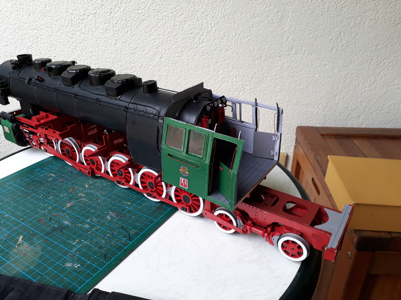 "Fertig - Lokomotive ""BULGAR' -Modelik- geb. von Holzkopf - Seite 3 20180539"