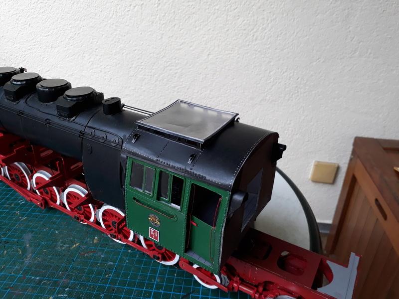 "Fertig - Lokomotive ""BULGAR' -Modelik- geb. von Holzkopf - Seite 3 20180541"