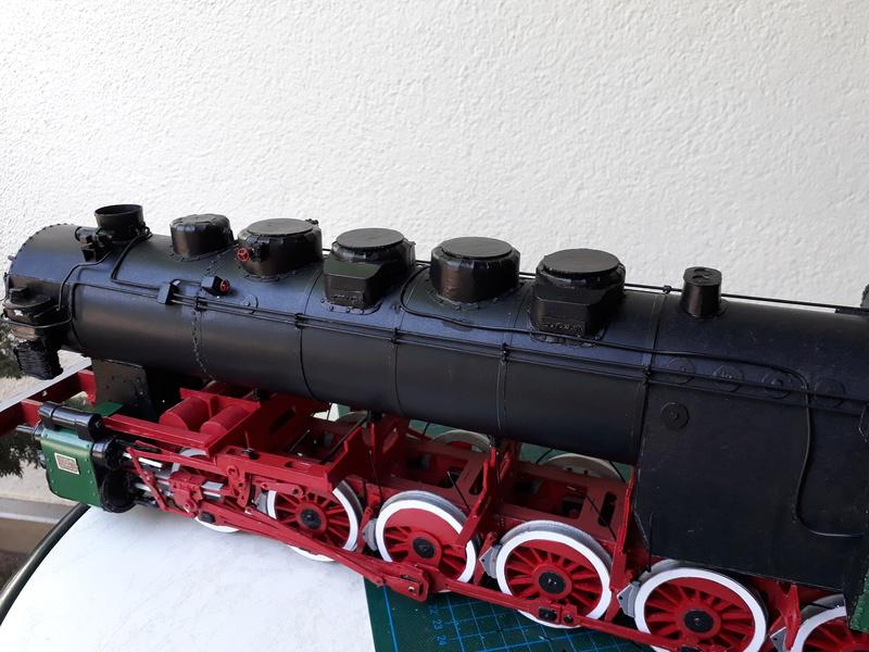 "Fertig - Lokomotive ""BULGAR' -Modelik- geb. von Holzkopf - Seite 3 20180542"