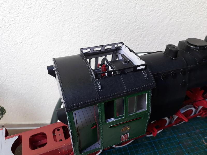 "Fertig - Lokomotive ""BULGAR' -Modelik- geb. von Holzkopf - Seite 4 20180547"
