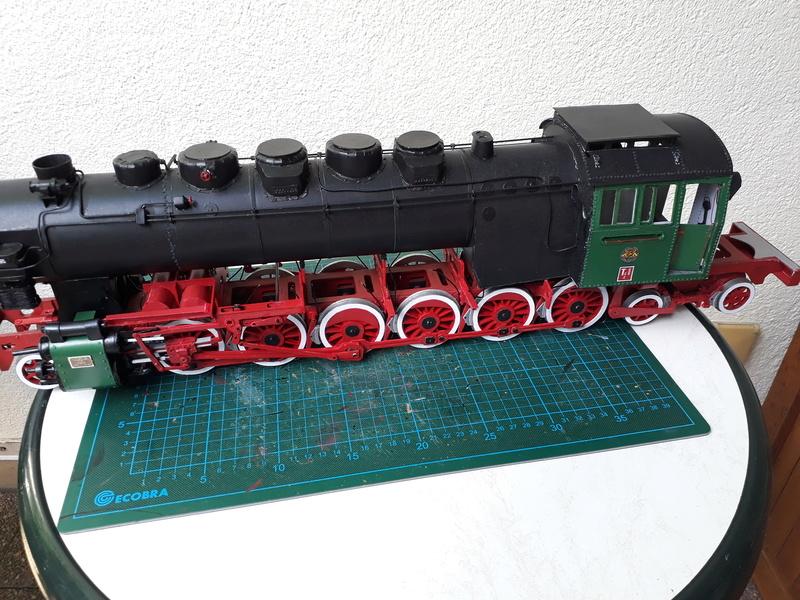 "Fertig - Lokomotive ""BULGAR' -Modelik- geb. von Holzkopf - Seite 4 20180548"