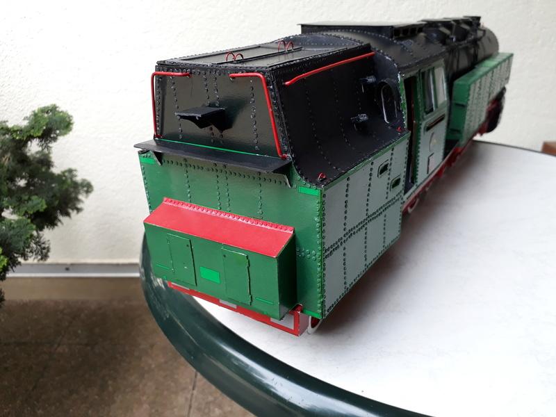 "Fertig - Lokomotive ""BULGAR' -Modelik- geb. von Holzkopf - Seite 4 20180554"