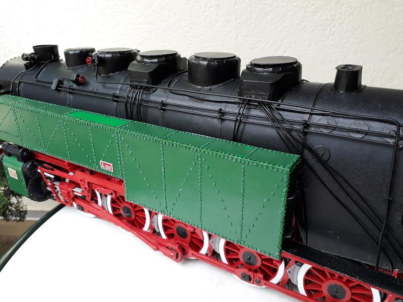 "Fertig - Lokomotive ""BULGAR' -Modelik- geb. von Holzkopf - Seite 4 20180556"