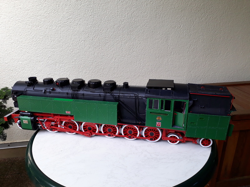 "Fertig - Lokomotive ""BULGAR' -Modelik- geb. von Holzkopf - Seite 4 20180558"